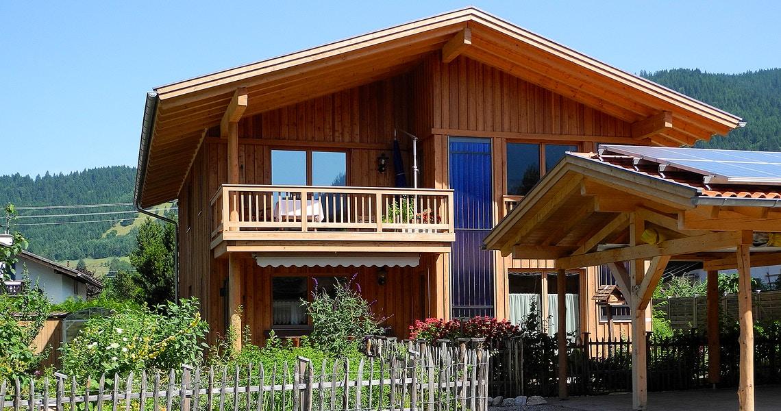 Naturhaus in Oberammergau